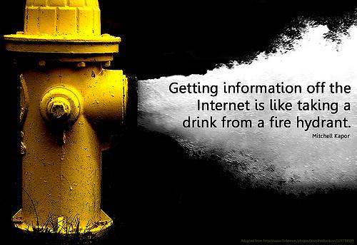 information overload solution